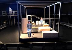 a streetcar named desire set design young vic - Google Search