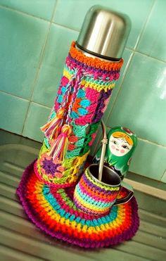 1000 ideas about tejidos on pinterest hooks oil and - Manualidades decorativas para el hogar ...