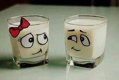Cute shot glasses