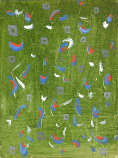 Betty Parsons, Aspen, Colorado, Acrylic on paper, 12 x 9 inches Painting Gallery, Art Movement, Art, Abstract, Abstract Expressionism Art, Artwork Painting, Painting, Abstract Painting, Abstract Expressionist Art