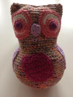 Planters, Amigurumi, Crochet Stuffed Animals, Owls, Tutorials, Plant, Window Boxes, Pot Holders, Flower Planters