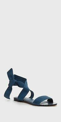 Pour La Victoire Lava Ankle Strap Open Toe Block Heel Kid