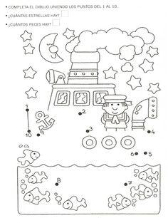 123 Manía: actividades de matemática para imprimir, resolver y colorear - Betiana 1 - Picasa Web Album