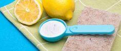 Deodorante:  PURO: passare la polvere direttamente sull'ascella lavata! e ancora un po' umidina, la polvere si attaccherà meglio...Può essere utile un vecchio piumino della cipria.   SOLUZIONE SATURA: aggiungere il bicarbonato all'acqua distillata fino a che non si scioglie più e rimane sul fondo. Travasare in uno spruzzino di deodorante liquido esaurito. Dura molto tempo senza inquinarsi di microrganismi. Ottima anche per i cattivi odori delle scarpe della ginnastica...