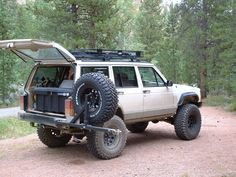 XJ rear bumper ideas/pics? - Expedition Portal