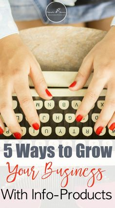 5 Ways to Grow Your Business with Digital Products « Principles of Increase 914ab75987a