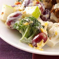 Broccoli-Apple Salad