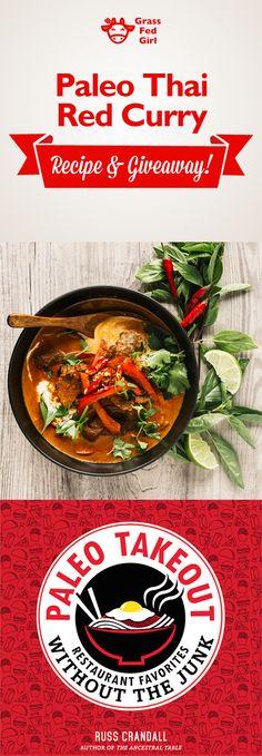 Paleo Thai Red Curry   https://www.grassfedgirl.com/paleo-thai-red-curry-recipe/
