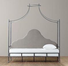 Allegra Iron Canopy Daybed | Daybeds | Restoration Hardware Baby & Child $999