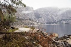 Hetch Hetchy, Yosemite: Hike to Wapama Falls