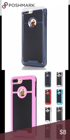 Navy cell phone case IPhone 6 Cell phone fashion case. Color: navy For IPhone  6 Accessories Phone Cases