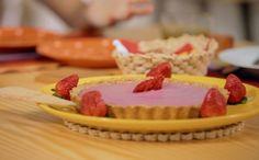 Bela Cozinha - Ep. 9 - Torta gelada de amora (Foto: Reproduo / GNT)