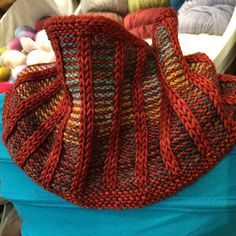 Ravelry: Blended pattern by Susan Barstein