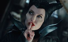Maleficent: you won't see her like on CBeebies