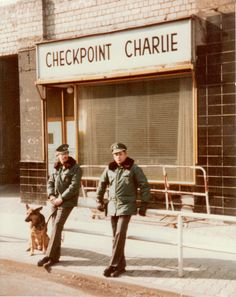 Checkpoint Charlie < ° https://de.pinterest.com/ristocn56/hot-and-cold-happenings/
