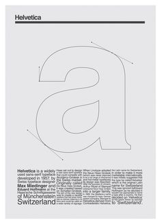 ///HELVETICA POSTERs/// on Wacom Gallery