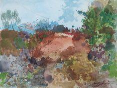 Aquarell von Andres Kreienbuehl, 2019 Painting, Art, Watercolor Painting, Fantasy, Art Background, Painting Art, Kunst, Paintings, Performing Arts