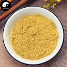 Pu Huang Fen 蒲黄粉, Pollen Typhae, Cattail Pollen, Typha Angustifolia Powder Traditional Chinese Medicine, Flower Tea, Medicinal Herbs, Herbalism, Powder, Food, Herbal Medicine, Face Powder, Meals