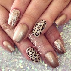 Acrylic Nail Designs 614671049128934674 - Leopardenmuster Nail Design – Beauty Life Tipps # … Source by idellburchett Leopard Nail Designs, Leopard Nail Art, Leopard Print Nails, Gel Nail Designs, Nails Design, Animal Nail Designs, Bright Nail Designs, Animal Nail Art, Zebra Print