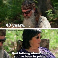Phil & Kay Robertson #duckdynasty