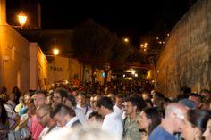 """""""VINO è...Musica"""" 2013 Quartiere delle Ceramiche - Grottaglie, Taranto. Foto:Associazione 2.8"""