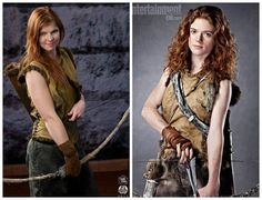 ygritte game of thrones season 3 by TwistedThreadCosplay on Etsy, $350.00