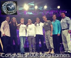 Please help us give a HUGE WorldVentures congratulations to the new $100K ring earners...David Helgeson, Michael Jex & Dwayne Lodge. We are so proud of you! ‪#‎wvbootcamp‬
