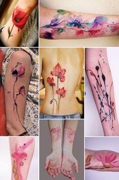 Cette semaine, le thème de notre séléction de tatouages se porte sur la nature et les différents éléments qui la compose...