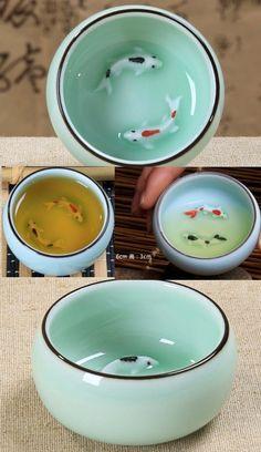 Goldfish Teacup