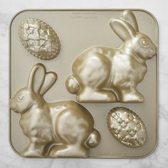 Nordic Ware Easter Bunny Bundt® Cake Pan
