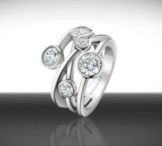 Multi-Stone Archives | Ringspotters: Engagement Ring ...