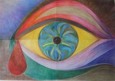 The Tear My Mom, My Drawings, Art Work, Painting, Artwork, Work Of Art, Painting Art, Paintings, Painted Canvas