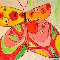 Candy print by Jennifer Mercede