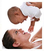 Our mission is to promote safe pregnancies and the survival of babies through the first years of life.