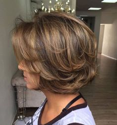 Best Layered Bob Hairstyles for Women 2017