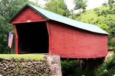 Someday I will get to see some of these amazing covered bridges. Oh the stories!