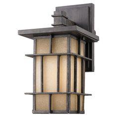 Aspen Outdoor Wall Lantern at Joss & Main