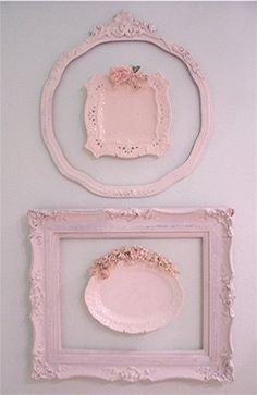 pink, I love you so much Shabby Chic Romantic Cottage
