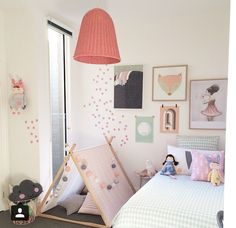 Norsu interiors girls room