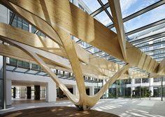 in/out office campus société foncière lyonnais - boulogne-billancourt - jouin manku + dtacc - 2013 - photo thierry jewenberg-sturm