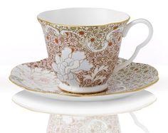 Daisy Tea Cup Pink