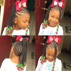 Black Hair Braids Styles 2020 Pictures 2019 2020 hairstyles gorgeous christmas braiding styles for kids Black Hair Braids Styles Here is Black Hair Braids Styles 2020 Pictures for you. Lil Girl Hairstyles, Black Kids Hairstyles, Black Girl Braided Hairstyles, Natural Hairstyles For Kids, Natural Hair Styles, Children Hairstyles, Little Girl Braids, Black Girl Braids, Braids For Kids