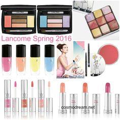 Весенняя коллекция макияжа Ланком 2016 - Lancome Spring 2016 Makeup Collection