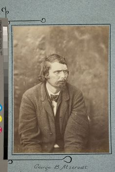 George B. Atzerodt. (One of the Lincoln Assassination Consiprators) by George Eastman House, via Flickr