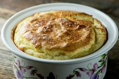 Don't let fear keep you from making airy, cheesy, wonderful cheese souffle! This easy recipe will make you a souffle expert.