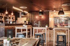 Пробковые покрытия   Gencork Retail Interior, Cork, Coffee Shop, Diys, Table Decorations, Furniture, Home Decor, Design, Patterns