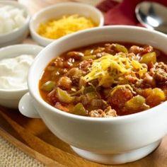 Simply Sensational Chili - Allrecipes.com