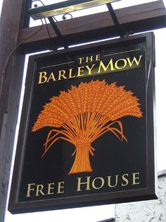 The Barley Mow - Chiswick -