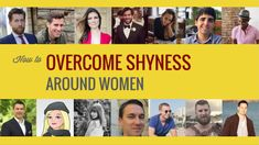 How to Overcome Shyness Around Women | '14 men's lifestyle and relationship experts share their personal tips on how to overcome shyness around women.' (via @distilledman)