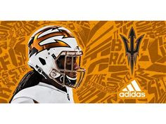 Desert Ice uniforms for ASU  uniswag Football Is Life fc507b6d3